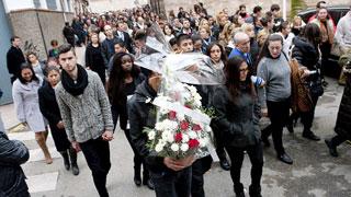 El municipio de Fuensalida, en Toledo, vive su tercer día de luto por las tres niñas atropelladas
