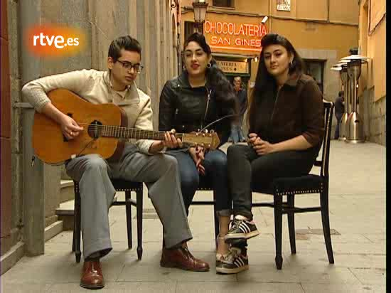 Fuera de Lugar. Kitty, Daisy & Lewis: 'Going up in the country'