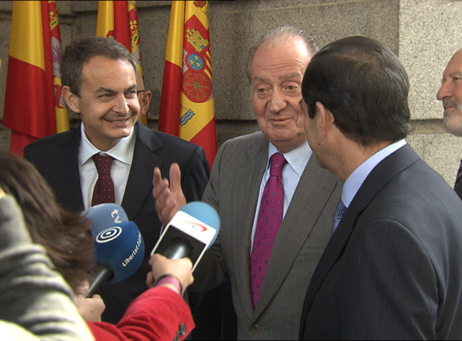 Testigos de la intentona de golpe de estado