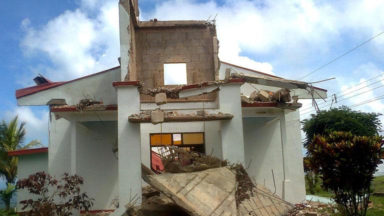 Un fuerte terremoto sacude Costa Rica