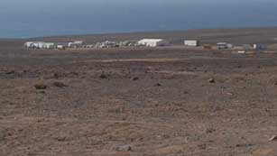 Exodus, una superproducción de Ridley Scott, se rueda en Fuerteventura