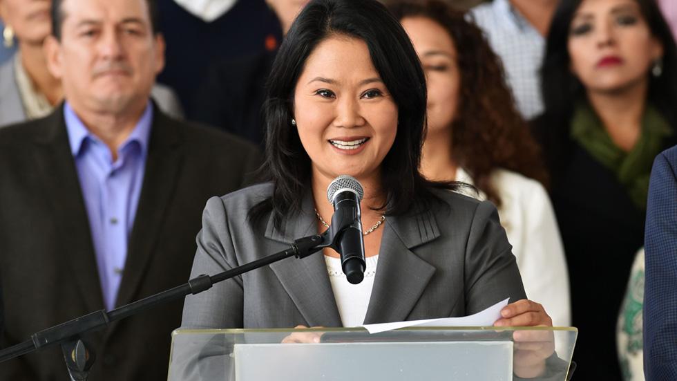 Fujimori admite su derrota ante Kucynski en las presidenciales peruanas