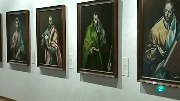 España en comunidad - Las Furias y El Greco