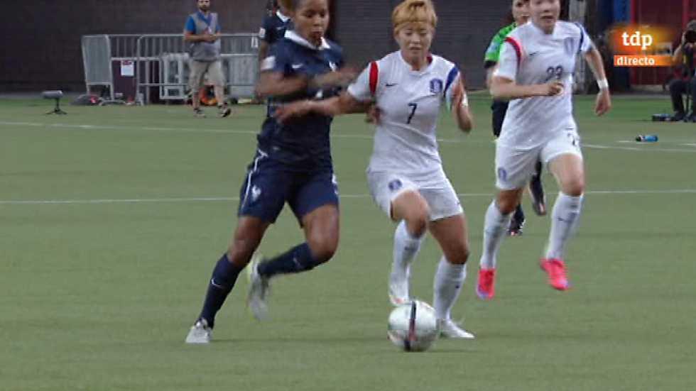 Campeonato mundial femenino de futbol reanimators