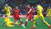 Ir al VideoFútbol - Clasificación para la Eurocopa 2016: España-Ucrania