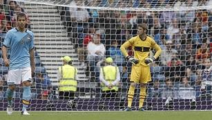 El fútbol deja una derrota inaugural de España en los Juegos