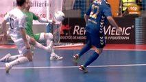 9ª jornada: Movistar Inter - Santiago Futsal