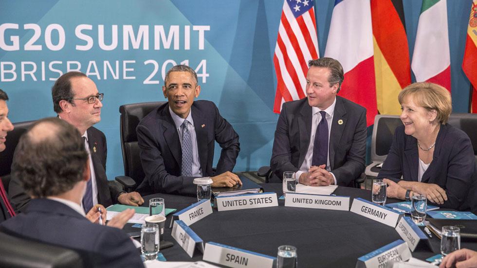 El G20 firma un paquete de 800 medidas para conseguir crecer un 2'1% de aquí a 2018
