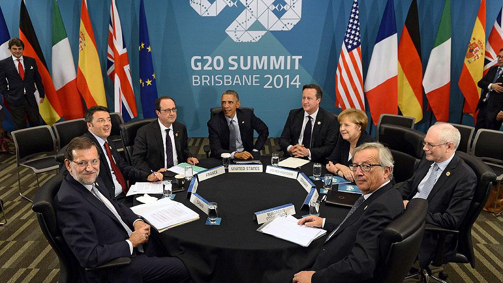El G20 incluye el cambio climático en una declaración centrada en el crecimiento