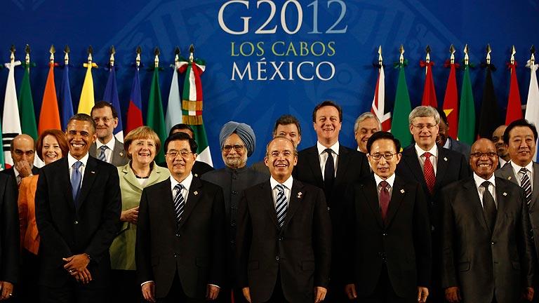 El G20 respalda las medidas de la Eurozona