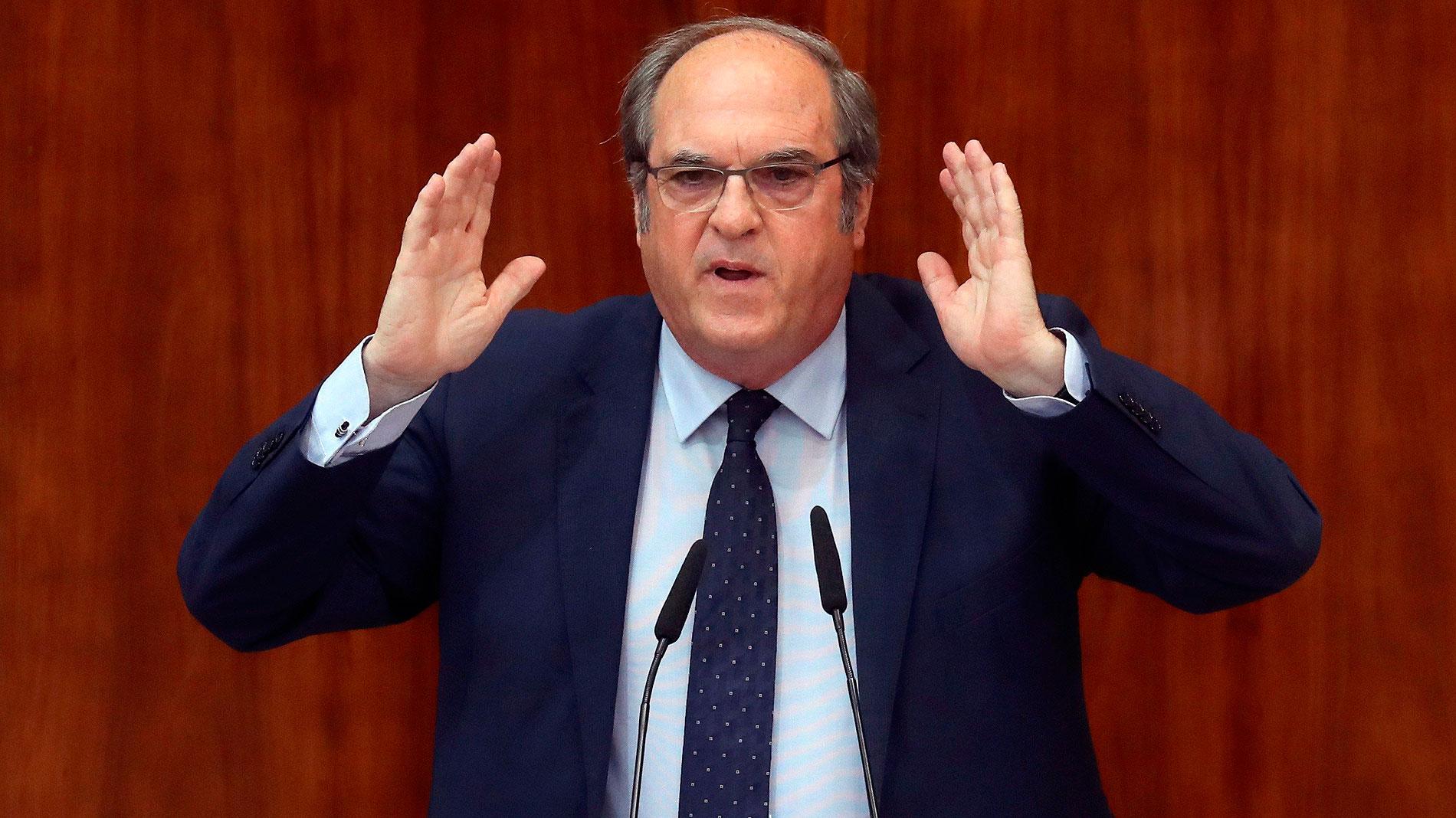 """Ir al VideoGabilondo critica la corrupción del PP de Madrid y Ayuso pide """"no volver al pasado"""""""