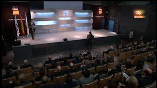 Gala del Comité Olímpico español - 14/12/11