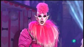 Gala Drag Queen del Carnaval de Las Palmas de Gran Canaria 2012