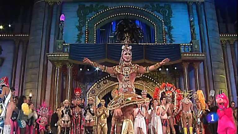 Gala Drag Queen del Carnaval de Las Palmas de Gran Canaria 2013