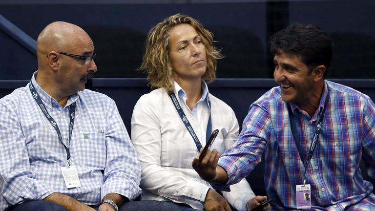 """Gala León: """"Ningún tenista me pidió que dimitiera"""""""