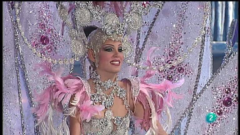 Carnaval de Las Palmas de Gran Canaria 2012 - Gala de elección de la reina