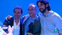 Ir al VideoLos galardones 'Cartelera Turia' premian a 'Días de Cine' por su 25 aniversario