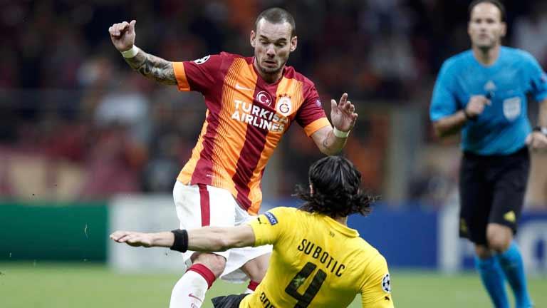 Galatasaray 0 - Borussia Dortmund 4