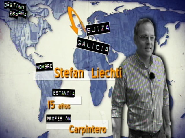 Destino: España - Galicia - Stefan