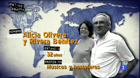 Destino España - Galicia V - Alicia y Rivera