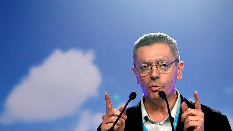 """Gallardón advierte de que los demócratas serán """"la sombra"""" de Sortu"""