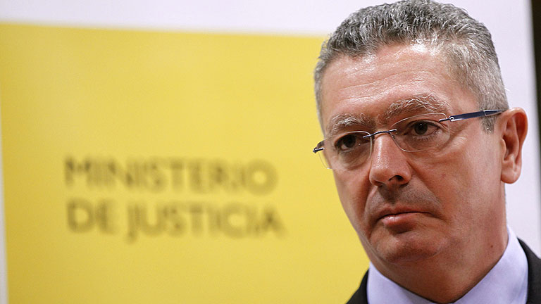Gallardón advierte a Mas del coste de sumarse a la iniciativa independentista