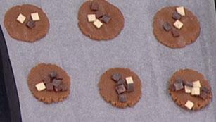 La cocina de ED- Galletas caseras y galletas con helado