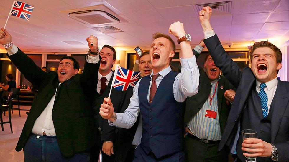 Gana el 'Brexit': Reino Unido decide abandonar la Unión Europea