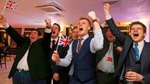 Ir al VideoGana el 'Brexit': Reino Unido decide abandonar la Unión Europea