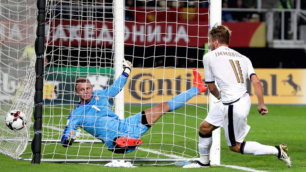Ganan Italia, Islandia y Costa Rica mientras Gales empata