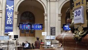 Las Bolsas cierran la semana con ganancias y el Ibex recupera los 8.000