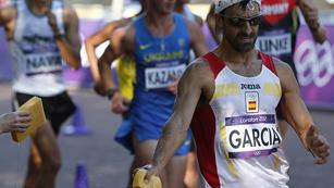 García Bragado completa sus sextos Juegos