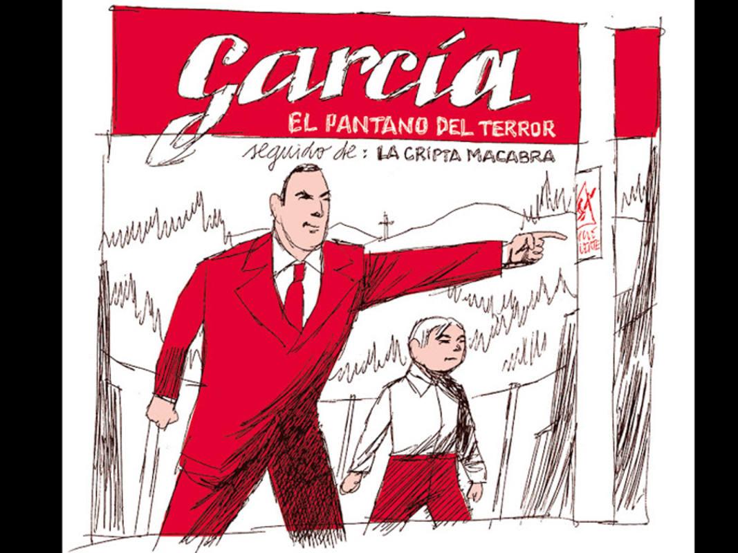 El '¡García!' de Manel Fontdevila