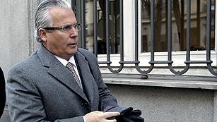 Ver vídeo  'Garzón ha anunciado que recurrirá la sentencia del Supremo'