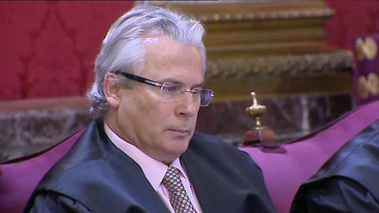 Segunda causa contra Garzón, acusado de prevaricación por investigar los crímenes del franquismo