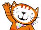 Imagen de un episodio de La gata Lupe