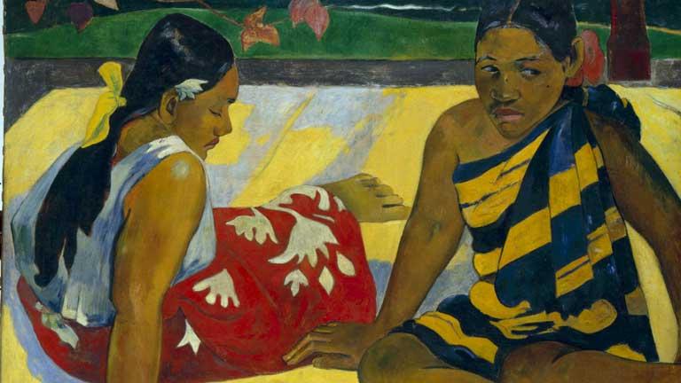 """""""Gauguin y el viaje a lo exótico"""" se estrena en el Thyssen"""