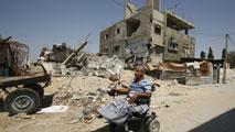 Ir al VideoGaza, un año después de la operación 'Margen Protector'