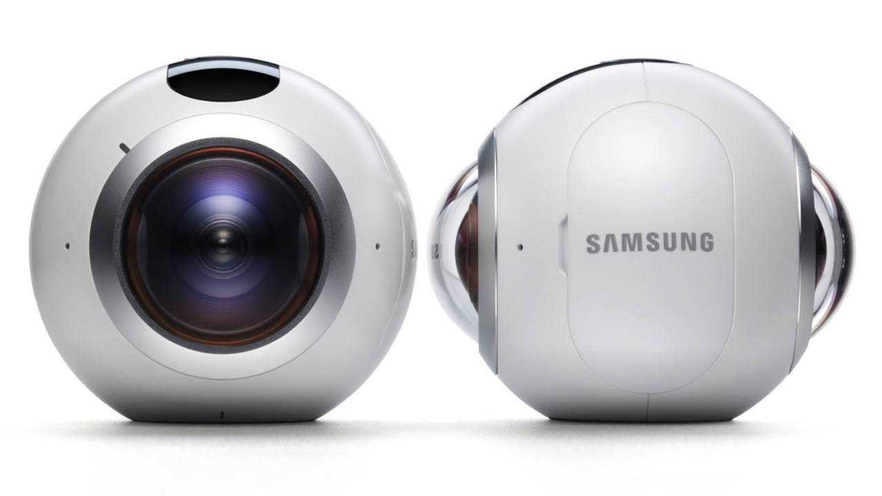 Gear 360 está concebido para grabar vídeos de 360º y consumirlos con dispositivos de realidad virtual.