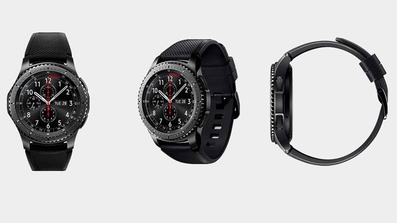 El Gear S3 será compatible con cualquier teléfono Android. SAMSUNG