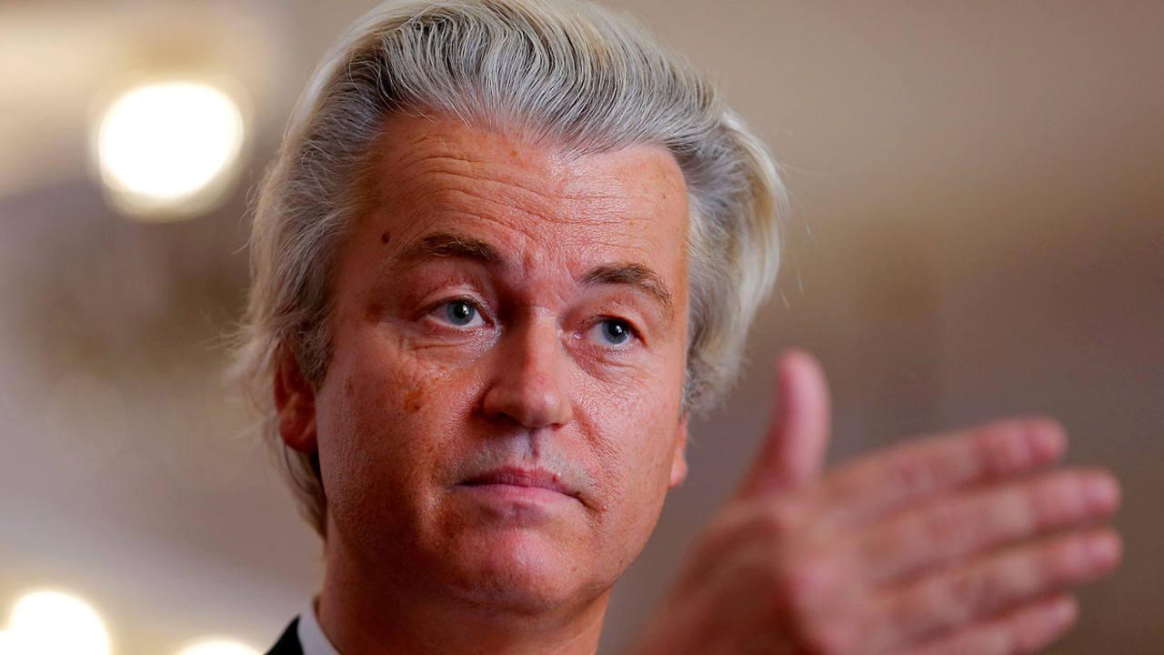 Geert Wilders, líder holandés del Partido por la Libertad (PVV) en una imagen de archivo