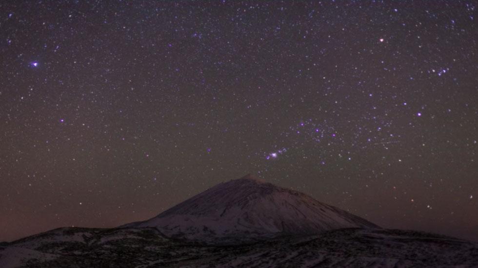 Las Gemínidas iluminan la noche dejando imágenes espectaculares