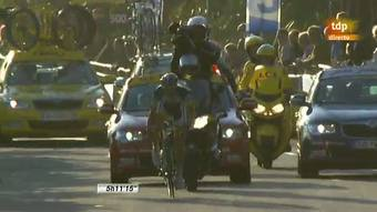 De Gendt gana la 7ª etapa de la París-Niza
