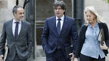 Ir al VideoLa Generalitat de Cataluña ultima los preparativos para el referéndum que pretende realizar en septiembre
