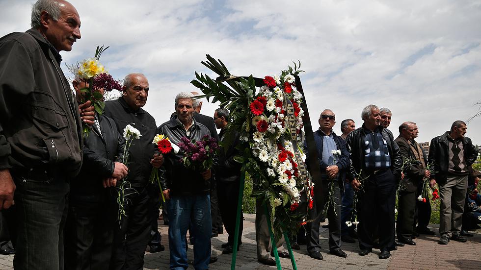 El genocidio armenio y la batalla de Galípoli, dos ceremonias enfrentadas en su centenario