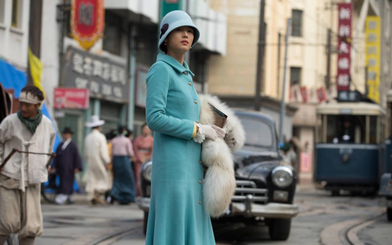 Gianna Jun en una escena de la película