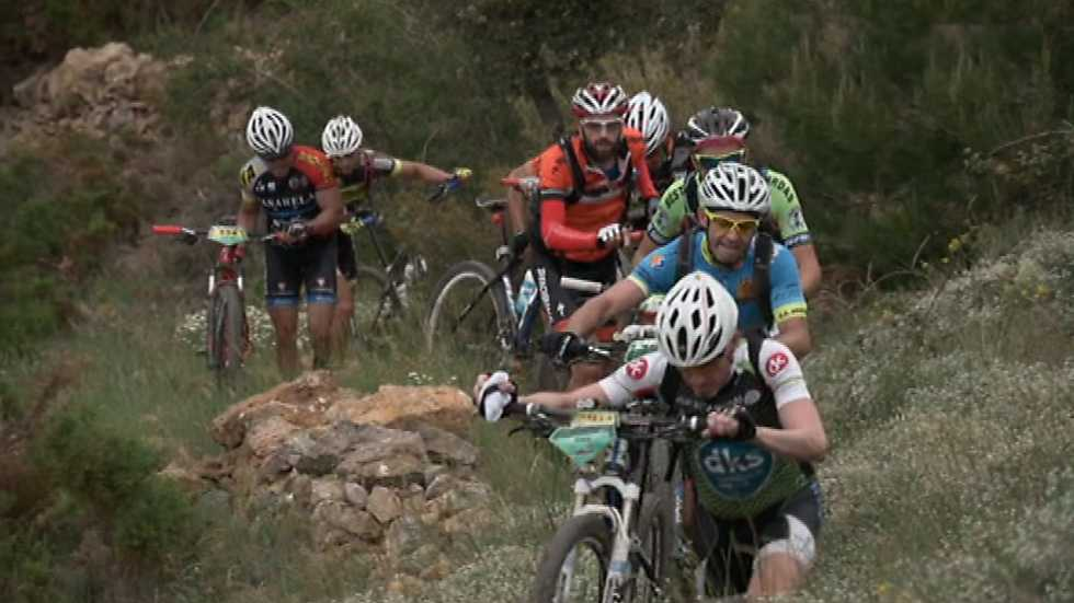 Mountain Bike - Gigante de Piedra 2016