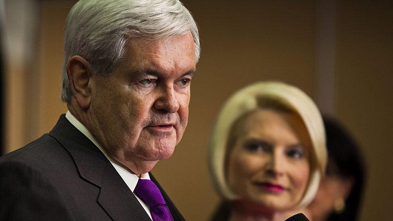 Gingrich anuncia oficialmente que abandona la carrera republicana