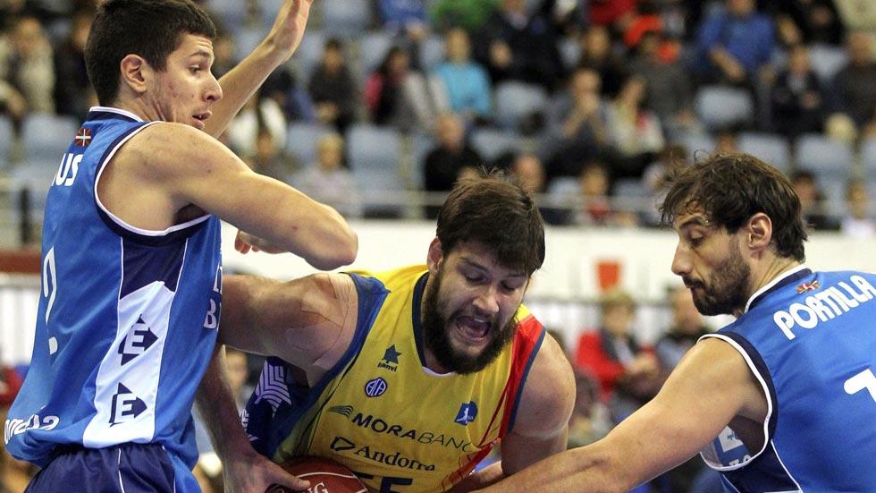 Gipuzkoa Basket 67 - MoraBanc Andorra 64