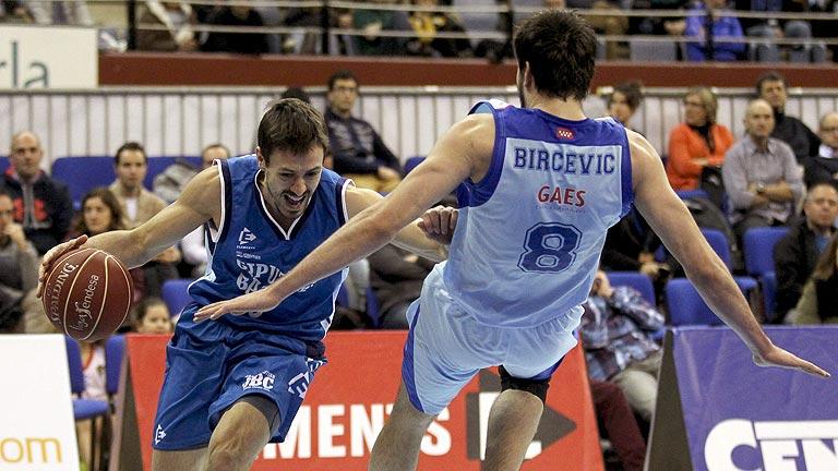 Gipuzkoa Basket 76 - Movistar Estudiantes 82